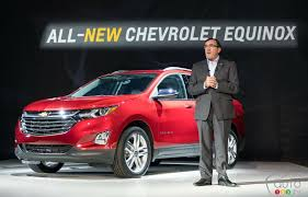2018 chevrolet new models.  Chevrolet Get Your Eyes Full With All The New Models By Auto123com  20170224 To 2018 Chevrolet Models