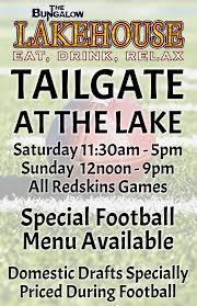 Bungalow Lakehouse Specials