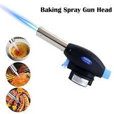 1PC <b>Kitchen Cooking Burner</b> Flamethrower Tool Portable <b>Cassette</b> ...