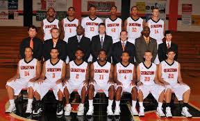Georgetown College 2012 13 Mens Basketball Roster