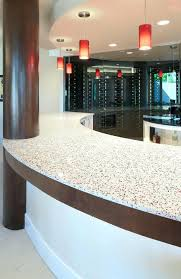 geos recycled glass countertops gorgeous bar featuring recycled glass surface in red geos recycled glass countertops