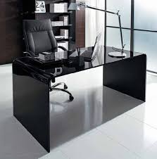 contemporary glass office desk. Unico Italia Golden Desk Desks Glass Office Ultra Modern With Regard To Inspirations 11 Contemporary