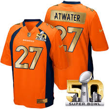 Steve Orange 27 Atwater Bowl Super Golden L Jersey Broncos|Rodgers, Do We Now Have Time To Draft & Develop?