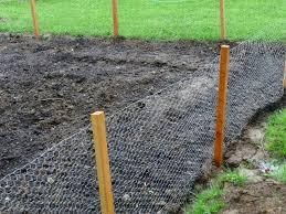 white wire garden fence. Small Fencing For Garden Wire Fence Ideas Easy Build White Picket .