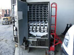 Rockola Vending Machine Custom ROCKOLA CAN SODA Vending Machine Model CCC48 Includes Coin Mech
