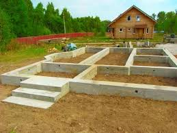 Construction Schedules From InfoforbuildingcomTypes Of House Foundations