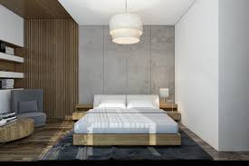 Concrete Floor Bedroom Design Wood And Concrete Bedroom Interior Design Ideas