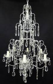 chandelier cleaning and rewiring