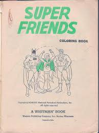 Small Picture Jons Random Acts of Geekery CBT Super Friends Coloring Book