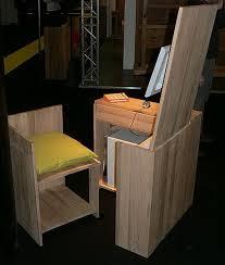 hidden desk furniture. beautiful hidden desk ideas perfect modern furniture with computer cabinets home design f