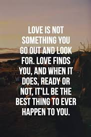 Quote About Looking For Love