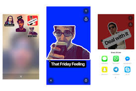 Prisma's new app turns your selfies into chat stickers - The Verge