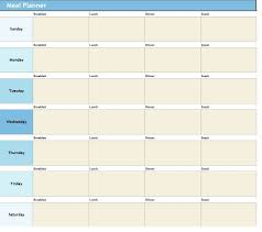 Meal Planning Spreadsheet Excel 006 Free Meal Plan Template Excel Ideas Weekly Magnificent