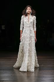 40 best wedding dresses from bridal fashion week fall 2017 collections