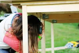 Ikea Hack Build A Farmhouse Table The Easy Way