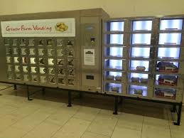 Vending Machine Business Nyc Interesting Farm Selling Produce From A Mall Vending Machine Business Insider