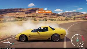 2002 Chevrolet Corvette Z06 - Speed Jump Crash Test - Forza ...