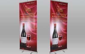 Portable Stands For Display Poster Portable Display Exhibition Board Roll Up Banner Roll 39