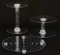 Cheesecake Display Stands Amazon 100 Tier Acrylic Wedding Cake Stand STYLE R10000 Cake 47