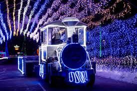 Fifth Third Ballpark Lights 1 Million Christmas Lights Produce Amazing 2 Mile Drive At