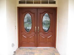 impact cadence in woodgrain fiberglass doors double oval fiberglass doors