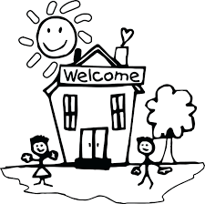 easily welcome back to school coloring pages free xsibe