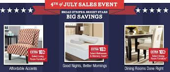 Overstock 4th of July Sales and Discount on Home Furniture