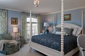 traditional master bedroom blue. Bedroom:Traditional Master Bedroom Blue Mesmerizing Traditional By Edward Postiff Interiors Picture Of New