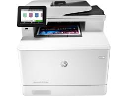 Цветное <b>МФУ HP Color LaserJet</b> Pro M479fdw | HP® Russia