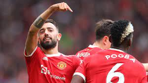 Manchester United 5-1 Leeds - Bruno Fernandes hits three, Paul Pogba excels  as Red Devils crush Leeds - Eurosport
