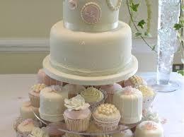 7 Vintage Wedding Cakes 2 Layer Photo Vintage Rose Wedding Cake