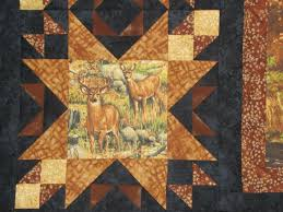 43 best Quilt ~ Men designs images on Pinterest | Molde, Colors ... & wildlife quilt patterns | cover with lots of our men may cuddle quilt  bedding quilting technique Adamdwight.com