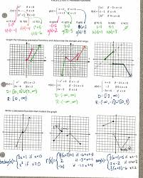 slope intercept form worksheet 1 answers graphing linear graphing