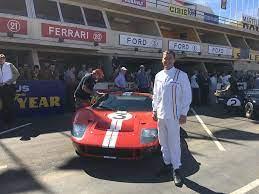 2nd Gen Drivers Gurney Bucknum Talk About Working On Ford V Ferrari