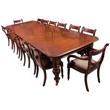 Mahogany Dining Room Sets