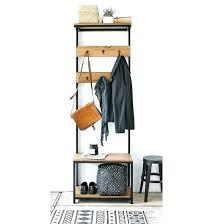 Rustic Standing Coat Rack coat rack for bedroom servietteclub 35