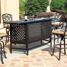 Teak Patio Furniture As Patio Umbrellas With Luxury Patio Bar Sets