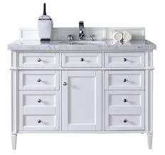 Home Designs 48 Inch Bathroom Vanity Martha Stewart Living