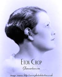 best flapper hairstyle retro images vintage  the 1920s flapper hairstyle