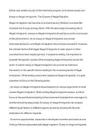 immigration argument essay who are you faces of america and  illegal immigration essay calamatildecopyo essay on illegal immigrants the causes of illegal migration