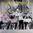Benny Goodman Live from the Congress Hotel 1936 [Broken Audio]
