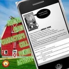 the meaning of political satire explained apt examples  animal farm characterization cell phone activity fun and creative