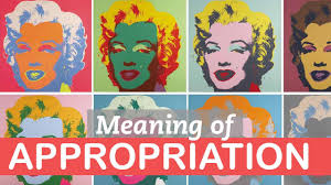 Appropriation In Art And Design The Meaning Of Appropriation In Art Art Terms