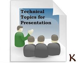 technical topics for paper presentation krazytech technical topics for paper presentation