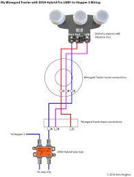 dish network triplexer installation diagram dish dish pro hybrid winegard travler upgrade rvseniormoments on dish network triplexer installation diagram