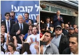 Netanyahu and Gantz in tight race as nation votes - Israel Elections ...