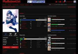 mal profile layouts myanimelist themes skins userstyles org