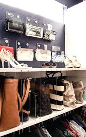 storage for purses in closet the ultimate guide to organizing bags purses closet problem solvers storing purses in closet
