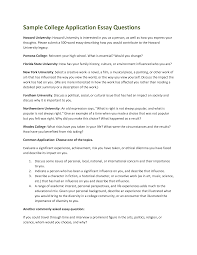 applying to college essay examples photo essay examples