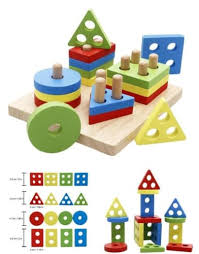 ABOUT US Educational Toys For 2 3 Year Olds Boys Girls 20 Colorful Wooden